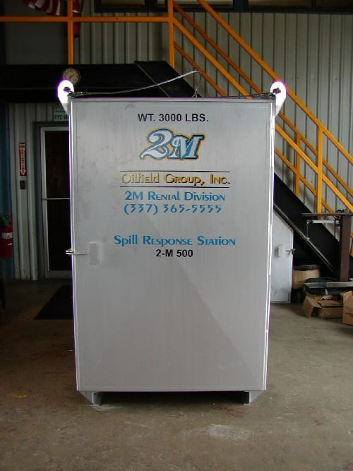 Spill Response Station | Oilfield Rental