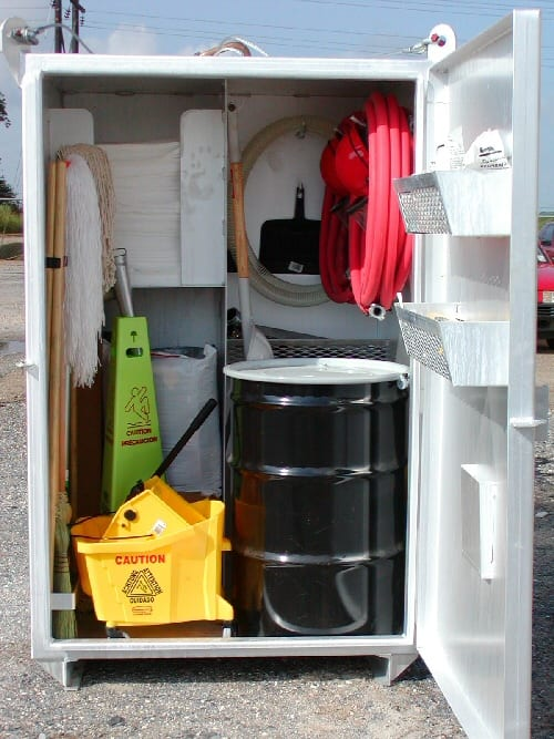 Spill Station | 2M Oilfield Group Rental Equipment