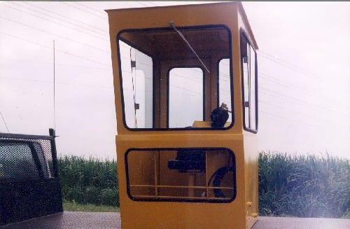 Crane Cabs | Industrial Cabs