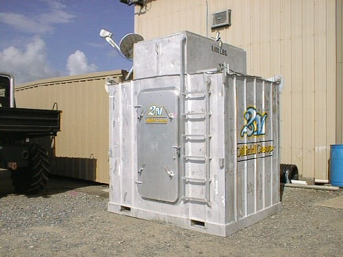 Industrial Storage Cabinet | 2m Oilfield Group