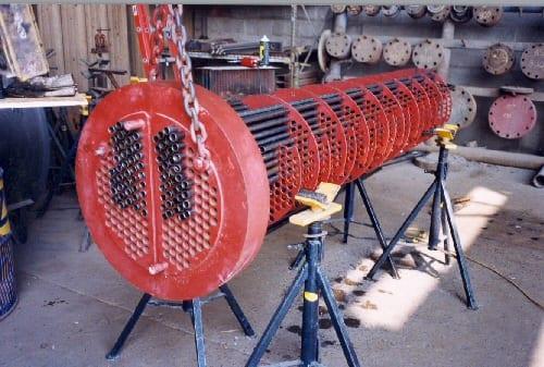 U-Tube Heat Exchanger | 2M Oilfield Group