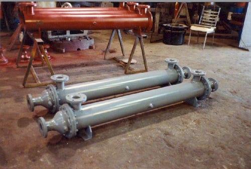 Water Jacket Heat Exchanger | Oilfield Coolers
