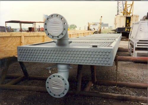 Fin Fan Gas Cooler | 2m Oilfield Group